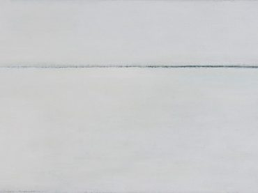 """Noordland"", 40 x 80 cm, oil on canvas, 2011"