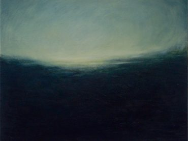 """After the storm (Seascape)"", 40 x 50 cm, oil on canvas, 2012"