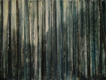 """Woods"", 20 x 35 cm, acrylics on panel, 2012-2013"