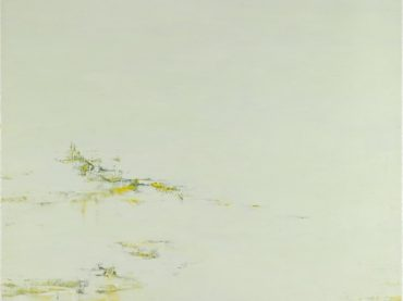 """Invierno"", 120 x 100 cm, oil on canvas, 2008"